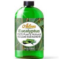 Artizen Eucalyptus Essential Oil (100% PURE & NATURAL - UNDILUTED) - 4oz
