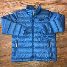 PATAGONIA boys down sweater jacket/NWT/S(7/8) POBL
