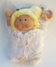 "Cabbage Patch Kids Preemie 14"" Doll Hyacintha June Born Sept 1 NIB 1983"