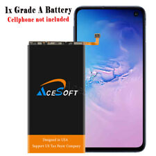 Long Life 3500mAh Extended Slim Battery for Samsung Galaxy S10 Sm-G973U T-Mobile