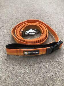 Ruffwear Dog Leash Dog Lead Bungee Orange