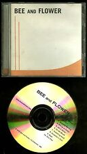 Bee And Flower self titled 2002 CD debut Dana Schechter What's Mine Is Yours s/t