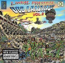 Linval Thompson-Presents Dub LANDING Vol 2-New Vinyle LP-Pre Order - 4/5