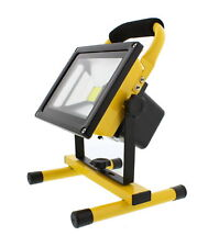ABN LED Flood Light 20W 1800 LM 12V Rechargeable Portable Worklight