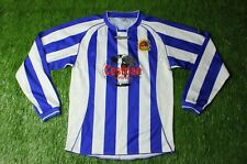 CHESTER CITY ENGLAND 2008/2009 RARE FOOTBALL SHIRT JERSEY HOME PROSTAR ORIGINAL