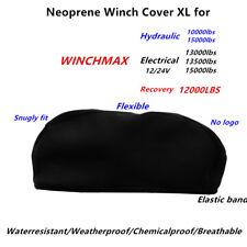 COVER in neoprene per Verricello Winchmax 10000 12500 13000 13500 15000 LB (ca. 6803.89 kg) snuglyfit XL