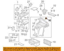 HONDA OEM 00-09 S2000 Center Console-Striker 77542S2A003