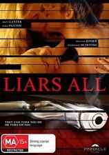 Liars All (DVD, 2013) -- Free Postage --