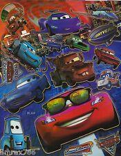 DISNEY PIXAR CARS TOON 2 HD SCRAP BOOK STICKERS OR DECOR HQ  (BUY 5 MIX FREE 1)