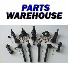 12 Pcs Suspension & Steering Kit Chevy Tahoe 4Wd High Quality Low Price 1Y Warra