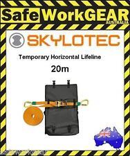 Skylotec 20m Temporary Horizontal Lifeline Height Safety System Fall Protection