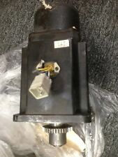 USED SANYO DENKI P60B13150HCX23 SERVO MOTOR, 2.1 KW, 3000 RPM BROKEN POWER CONN.