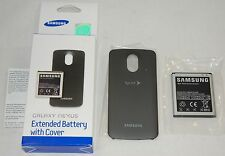 NEW OEM Samsung Galaxy Nexus 2100mAh Extended Battery + Cover Door SCH-i515 L700