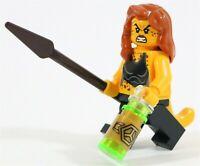 LEGO 76097 CHEETAH CATWOMAN MINIFIGURE - DC SUPERHEROES FIGURE - GENUINE
