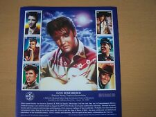 MICRONESIA,1997, ELVIS,M/SHEET OF 6 STAMPS,U/MINT.CAT £8..EXCELLENT.