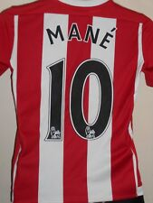 Southampton Home Shirt (2015/2016* MANE 10) large boys (11-12 years)  #856