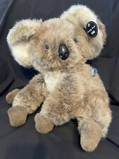 Gund Collectors Classics Koala Bear 1979 Adorable!!!!! With All Tags!!