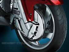 Kuryakyn Chrome Rotor Covers for Honda Goldwing GL1800 & F6B 2001-current (7450)