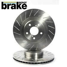 BREMBO OEM SPEC FRONT DISCS AND PADS 324mm FOR NISSAN 350Z 3.5 2003-09