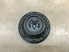 "Black Center Cap for 1994-1999 Dodge Ram 2500 3/4 Ton with 16"" Steel Wheels"