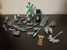 Lot Of Power Rangers And Beetleborgs Toy Accessories