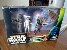 Star Wars POTF Mynock Hunt Cinema Scene With 3 Figure MISB Han Leia Chewbacca