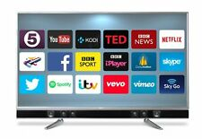 """Cello Platinum P65ANSMT 65"""" Android Smart LED 4K TV and Freeview T2 HD"""