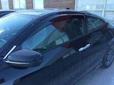 2016 2017 2018 Honda Civic 2D Coupe Window Visor