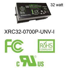 Hatch 79009 32W - 350-700mA Output I-LOC Key Programmable LED Driver 120-277v