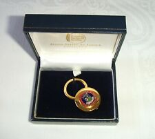 St.Andrews Old Course Golf Souvenir Keyring ~ Gift Boxed