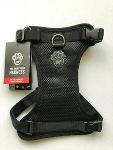 Canada Pooch No Pull Dog Harness /BLACK  MEDIUM Size M/M    CP01268   FREE POST