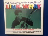 LINK. WRAY.         THIRTY. EIGHT   GUITAR. CLASSICS.          TWO DISC BOXSET