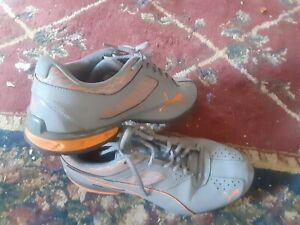 puma low top shoes men size 9.5