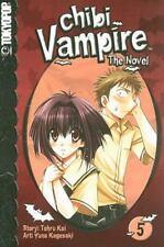 Chibi Vampire: The Novel-ExLibrary