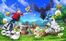 Any 10 Shiny Pokemon - 6IV - Battle Ready + Any Items Pokemon Sword and Shield