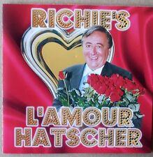 Richie's L'amour Hatscher - Lionel Richie, Maria Bill, Relax, Extreme u.a. - CD