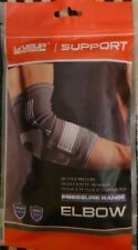 Elbow Support Brace Compression Sleeve Arthritis, Gym, Sports, Protector
