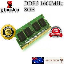 New Kingston 8GB 1600 Mhz DDR3L Laptop RAM Memory PC3-12800 8G 1.35v Low Voltage