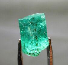 2.58 ct Ethiopian Emerald rough crystal - Shakiso / Derma area Ethiopia