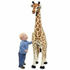 Plush Stuffed Animal Giraffe Large Standing Kids Children Playroom Toys Nursery