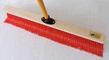 Besen 65 cm Universal Kehrbesen Straßenbesen Industriebesen inkl. Stiel 150 cm