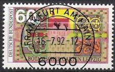 BUND Nr.1622 Naturschutz 1992 Vollstempel ffm