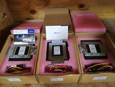 Lot of (3) CALAMP FUSION 140-934G-000 LTE B12 B17 CELLULAR ROUTER