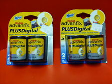 KODAK ADVANTIX PLUSDigital 4 Packx25 exp film,original pack 400ASA Expired 1/07