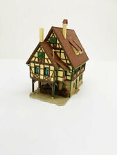 50023 Timber Frame House Vollmer N Gauge without Original Box