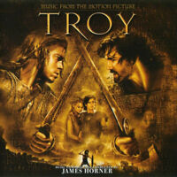 James Horner ‎CD Troy (Music From The Motion Picture) - Europe (M/M)
