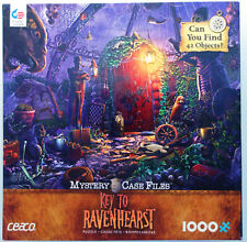 jigsaw puzzle 1000 pc Can Your Find Mystery Case Files Key to Ravensheart