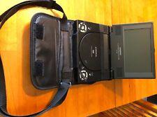 Audiovox portable dvd player D1718PK