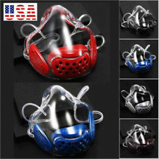 2021 Durable Mask Face Shield Combine Transparent Face Mask Lip Reading Mask