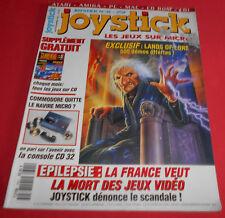 Magazine Joystick [n°41 Sep 93] Amiga CD 32 Atari ST PC Lands of Lore *JRF